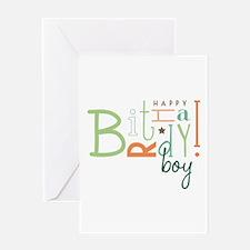 Birthday Boy! Greeting Cards