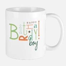 Birthday Boy! Mugs