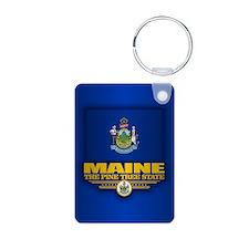 Maine (v15) Keychains