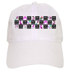 FOXY HAIR STYLIST Baseball Cap