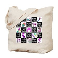 FOXY HAIR STYLIST Tote Bag