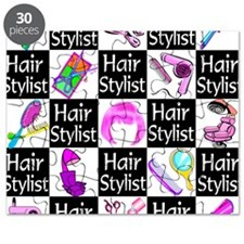 FOXY HAIR STYLIST Puzzle