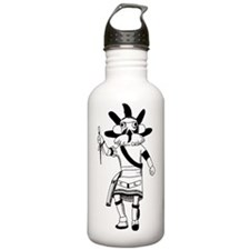 Kachina Doll Water Bottle