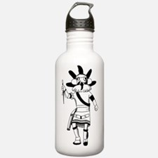 Kachina Doll Water Bottle