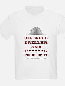 Proud Driller T-Shirt