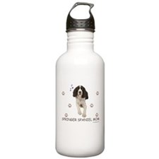 Springer Spaniel Mom Sports Water Bottle