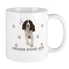Springer Spaniel Mom Mugs