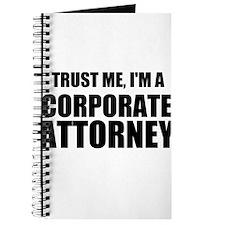 Trust Me, I'm A Corporate Attorney Journal