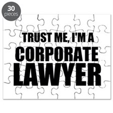 Trust Me, I'm A Corporate Lawyer Puzzle