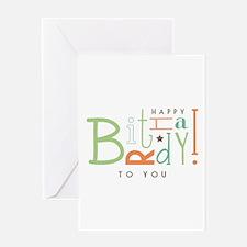 Wishing Happy Birthday! Greeting Cards