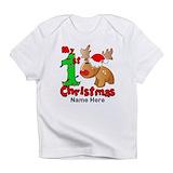 1st christmas Infant T-Shirt