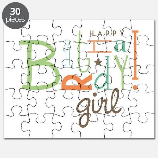 Birthday Girl! Puzzle