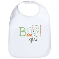 Birthday Girl! Bib