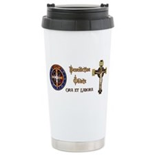 Benedictine Oblate Travel Mug