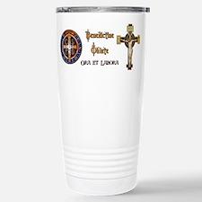 Benedictine Oblate Travel Mug