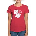 Lucky Dice Women's Dark T-Shirt