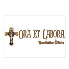 Benedictine Oblate Postcards (Package of 8)