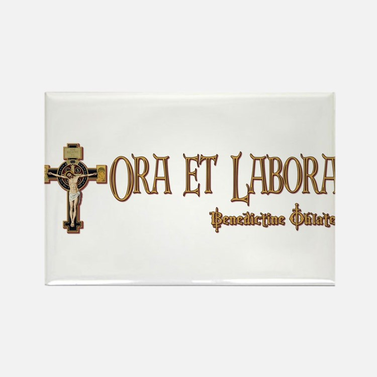 Benedictine Oblate Magnets