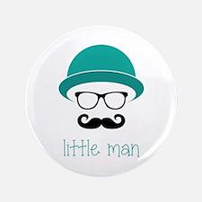 """Little Man 3.5"""" Button"""