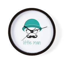 Little Man Wall Clock