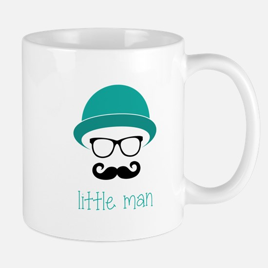 Little Man Mugs
