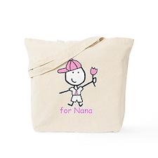 Pink Ribbon - Nana2 Tote Bag