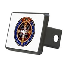 Benedictine Medal Hitch Cover