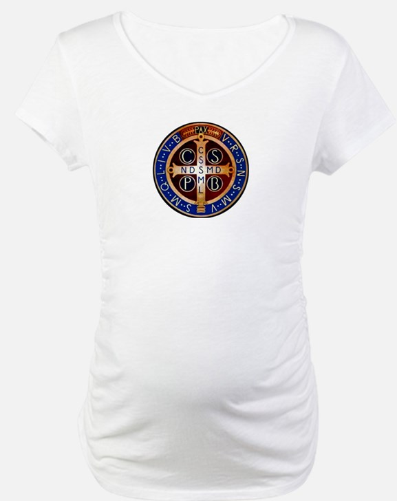Benedictine Medal Shirt