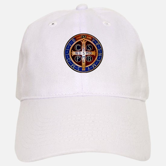 Benedictine Medal Baseball Hat