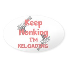 Im Reloading Decal
