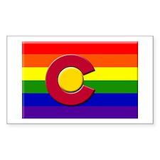 Pride in Colorado Decal