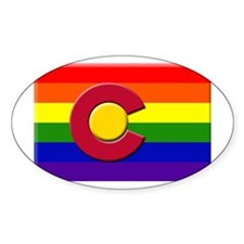 Pride in Colorado Decal
