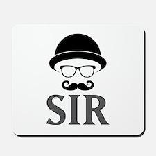 Sir Mousepad