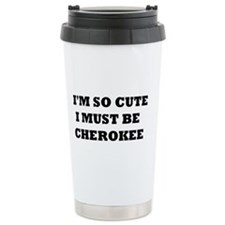 Unique Choctaw Travel Mug