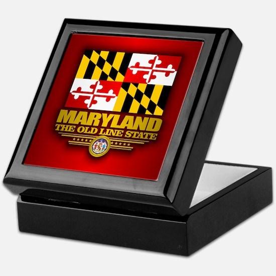 Maryland (v15) Keepsake Box