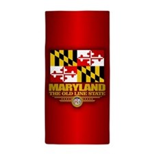 Maryland (v15) Beach Towel