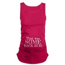 Unique Wanted Maternity Tank Top