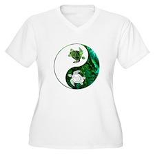 YN Turtle-03 Plus Size T-Shirt