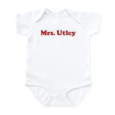 Mrs. Utley  Infant Bodysuit