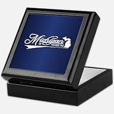 Michigan State of Mine Keepsake Box
