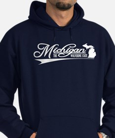Michigan State of Mine Hoodie