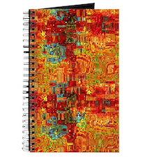 Cute Tye dye Journal
