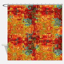 Unique Tye dye Shower Curtain