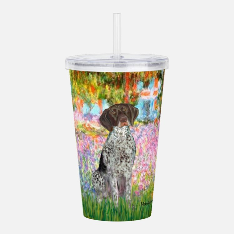 MP-GARDEN-GermanSHPointer.png Acrylic Double-wall