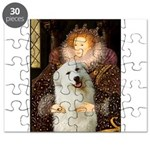 Great Pyrenees 3 - Queen.png Puzzle