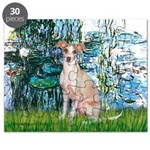 MP-LILIES1-ItalianGreyhound5B.png Puzzle