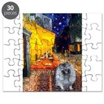 Terrace Cafe - Keeshond (F).png Puzzle