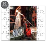 The Accolade - Two Keeshonds.png Puzzle