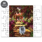 The Path - Keeshond (F).png Puzzle