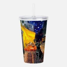 TILE-CAFE-Lab1.png Acrylic Double-wall Tumbler